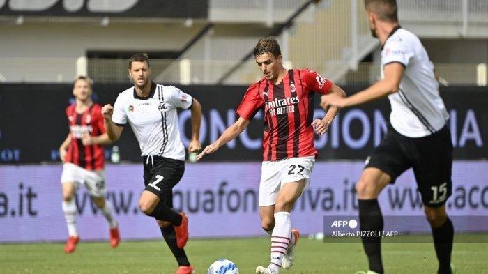 Tradisi Gol Trah Maldini di AC Milan Dilanjutkan Daniel Maldini, Cetak Gol di Usia 19 Tahun