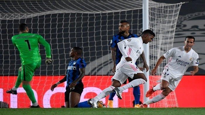 Hasil Lengkap Matchday Ketiga Liga Champions, Real Madrid Raih Kemenangan Perdana di Fase Grup