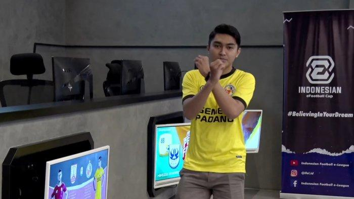 Jadwal Indonesia e-Football Cup 2021, Semen Padang FC Vs Dewa United Pukul 16.00 WIB