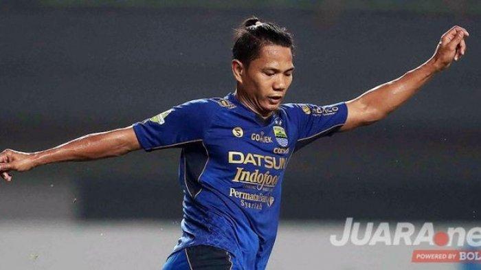Persib Bandung Bergerak Cepat Tatap Musim 2021, Boyong Jupe untuk Pengganti Fabiano Beltrame