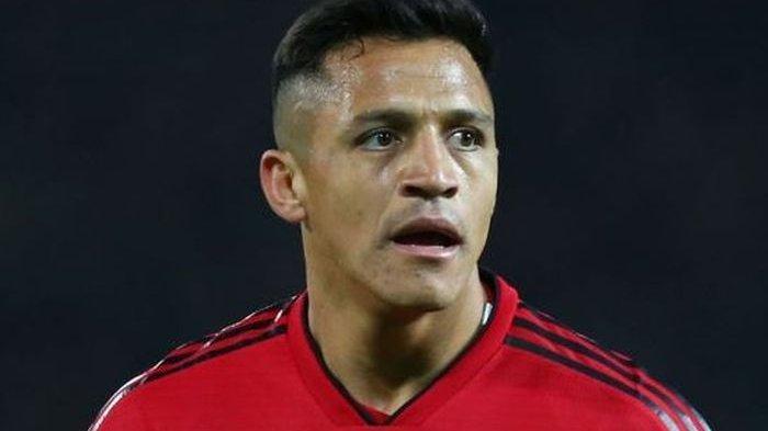 Inter Milan Ikat Kontrak Alexis Sanchez Jadi Trending Topic, Manchester United Bisa 'Gigit Jari'