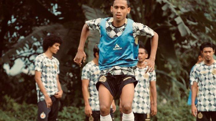 Profil Aimar Ohorella Pemain Semen Padang FC, Kelahiran Ambon yang Sudah Main Sepak Bola Sejak Kecil