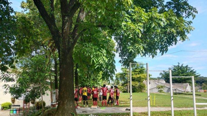 Jelang Liga Bergulir Pemain Semen Padang FC Fokus Latihan Taktikal: Menu Kita Attacking dan Transisi
