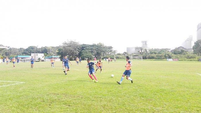 Pemain Semen Padang FC Genjot Latihan untuk Persiapan Ladeni Madura United