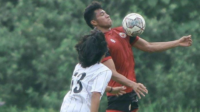 Semen Padang FC Libas Taruna FC Kapalo Hilalang dengan Skor 9-2, Laga Uji Coba Jelang Liga 2