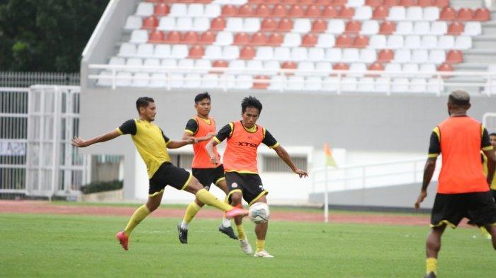 Manajer Semen Padang FC Ingin Pemain Fokus Laga Lawan Sriwijaya FC, Lupakan Hasil PSPS Riau