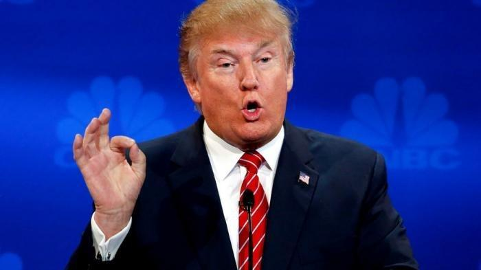 Donald Trump Merespon Atas Klaim Iran Tewaskan 80 Orang Pasca Serangan Rudal