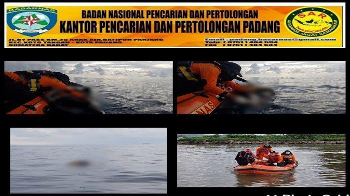 Pemancing Ikan Hilang di Pesisir Selatan Ditemukan Sudah Tidak Bernyawa, Operasi Tim SAR Ditutup