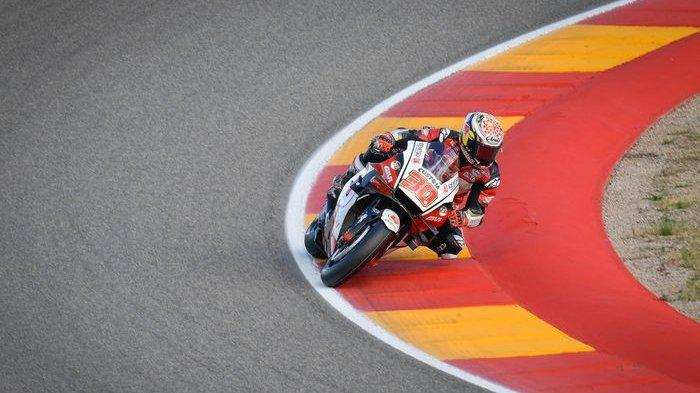 Takaaki Nakagami Rebut Pole Position, Simak Hasil Kualifikasi MotoGP Teruel 2020