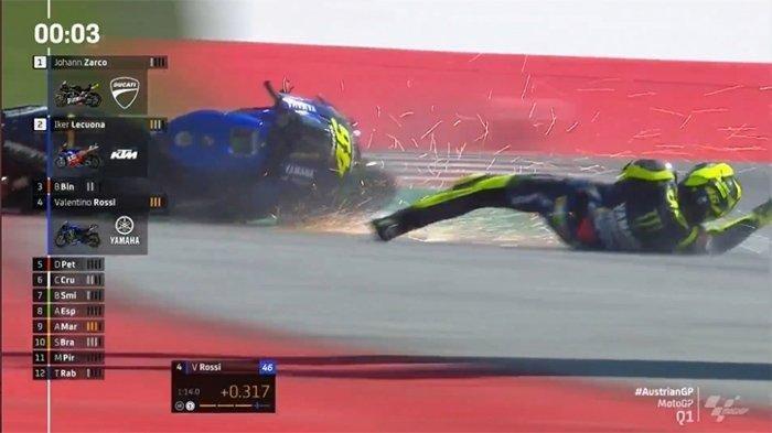 Valentino Rossi Diragukan Tampil Apik di Ajang MotoGP Aragon 2020, Bos Yamaha Bongkar Rahasia