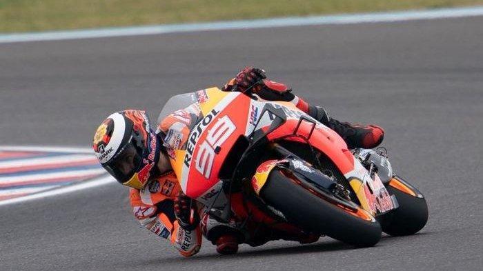 Jorge Lorenzo Dikabarkan Terbang Khusus ke Markas Tim Repsol Honda
