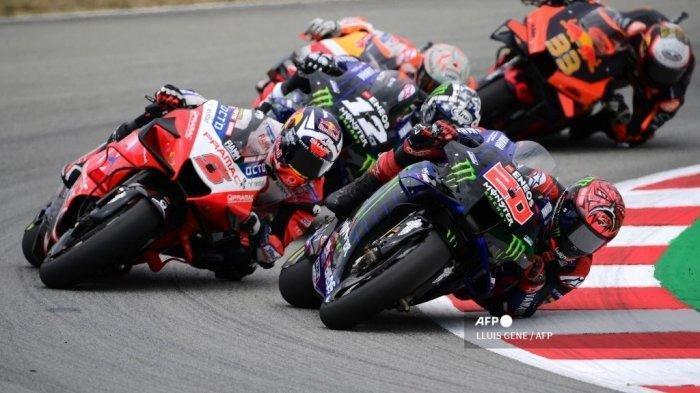 Jadwal MotoGP Hari Ini Pukul 19.00 WIB, Kenangan Manis Pembalap Ducati Luca Marini di Sachsenring