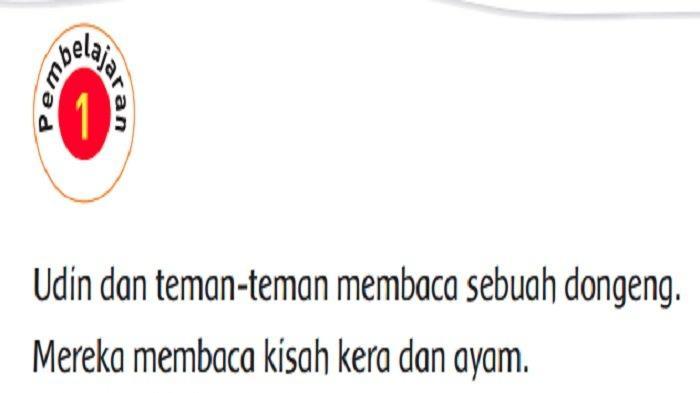 Kunci Jawaban Tema 8 Kelas 2 Halaman 163, 167, 168, Buku Tematik Pembelajaran 1 Subtema 4