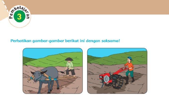 Kunci Jawaban Tema 9 Kelas 6 SD/MI Halaman 28, 29, 30, 33, 34, 35, 37, 38 Pembelajaran 2 Subtema 1