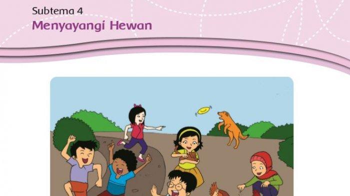 Kunci Jawaban Tema 2 Kelas 3 Halaman 182 183 184 185 186 Pembelajaran 4 Subtema 4 Buku Tematik Tribun Padang