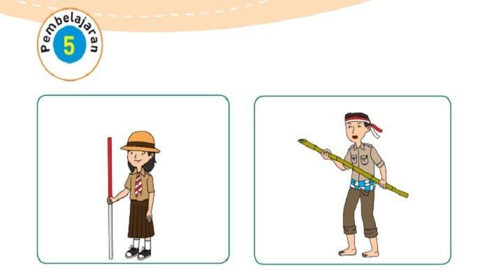 Kunci Jawaban Tema 8 Kelas 3 Halaman 35, 36, 38, 40, 41, Buku Tematik Pembelajaran 5 Subtema 1