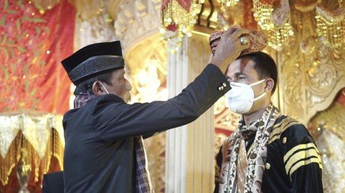 Kapolresta Padang Kombes Pol Imran Amir Dapat Gelar 'Datuak Rajo Nan Sati'