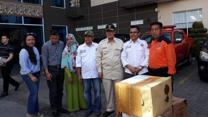 Pemprov Sumbar Kirim 1 Ton 30 Kg Rendang untuk Korban Bencana Banjir di Bengkulu