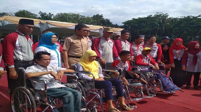 Didukung Perda No 3 Tahun 2015, Mahyeldi Klaim Pemko Padang Sudah Ramah Terhadap Disabilitas