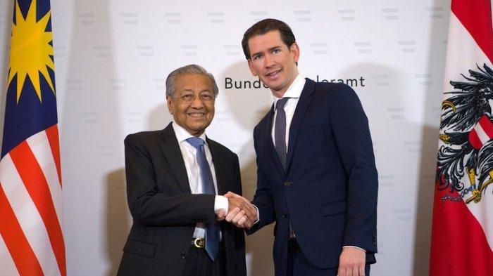 Mahathir Mohamad Bakal Ajukan Mosi Tak Percaya ke PM Muhyiddin Yassin, Posting Pidato di Blog