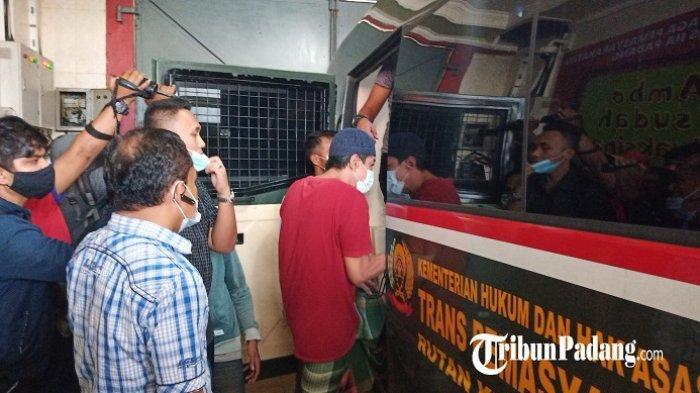 8 Napi Lapas Muaro Padang Dipindahkan ke Palembang, Ada yang Gara-gara Berencana Kabur