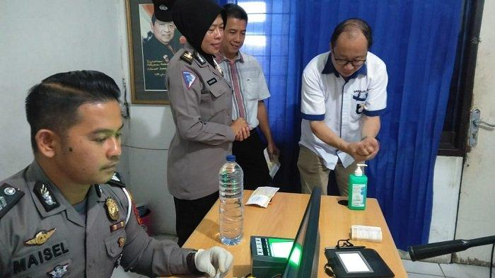 Polresta Padang Tetap Terima Layanan Pembuatan SIM, Tapi SKCK Ditutup Sementara