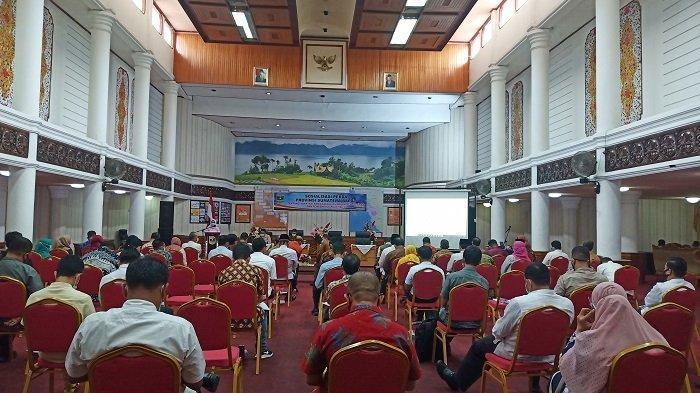 PemprovSumbar Sosialisasi Perda Adaptasi Kebiasaan Baru di Lingkungan OPD