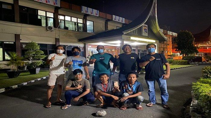 Kasus Jambret HP Milik Wanita di Padang Terbongkar, Sempat Diperjualbelikan Hingga Ditukar Sabu