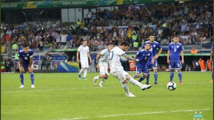 UPDATE Copa America 2021 - Uruguay & Paraguay Petik Poin Identik, Tim-tim Pemburu Singgasana