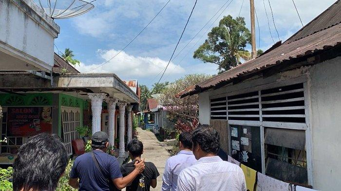 Kepolisian Padang Pariaman Tangkap Pelaku Diduga Curi Besi Padu Rel Kereta Api Stasiun Lubuk Alung