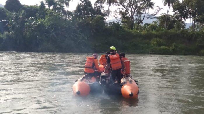 Pencarian Korban Tergelincir di Batang Anai Padang Pariaman Berlanjut, 1 Orang Belum Ditemukan