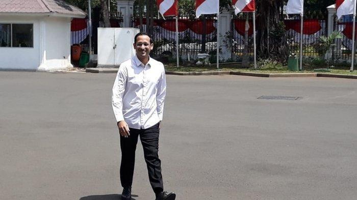 Nadiem Makarim Merasa Terhormat Bisa Bergabung dan Memberi Andil Pada Pemerintahan Indonesia