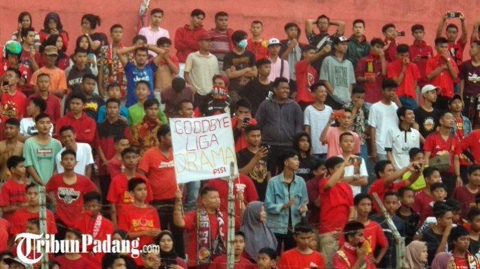 Suporter dan Jurnalis Dinilai Penting untuk Bisa Kembalikan Semen Padang ke Liga 1