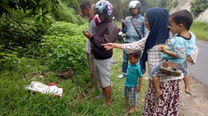Bayi Perempuan Ditemukan di Tepi Jalan Tanah Datar, DPPPA Sumbar:Negara Harus Melindunginya