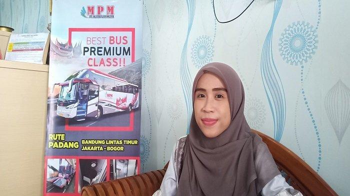 Jelang Ramadhan 1442 H, Penumpang Bus MPM Rute Padang - Pulau Jawa, Mulai Meningkat