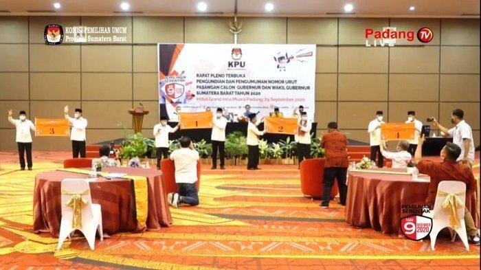 Debat Perdana Pilgub Sumbar Digelar Malam Ini, Ditayangkan di TVRI Pukul 21.00 WIB