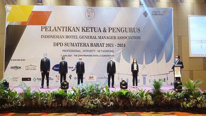 Pengurus DPD IHGMA Sumbar Periode 2021- 2024 Dilantik, Soedjoko Kembali Jadi Ketua
