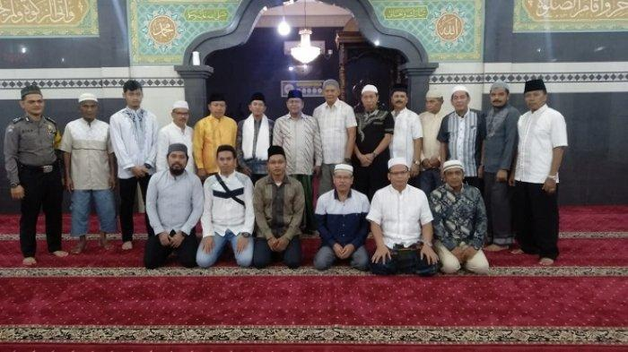 Tangkal Radikalisme, Pengurus Masjid Darul Falah Pauh Padang Gelar Pengajian