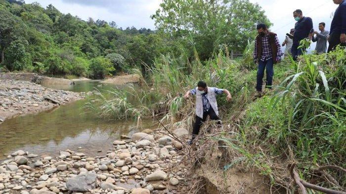 Bendungan Irigasi Kasang Dua Sikayan Rusak, Penyebab Banjir Besar di Koto Tangah