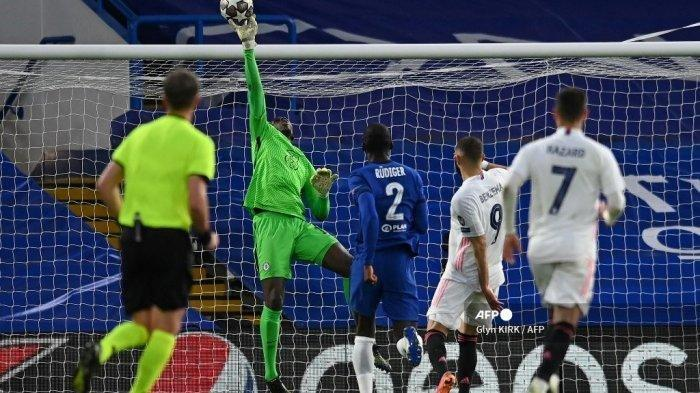 Siapa Edouard Mendy? Antarkan Chelsea ke Final Liga Champions 2021, Rekor Clean Sheet Terbanyak