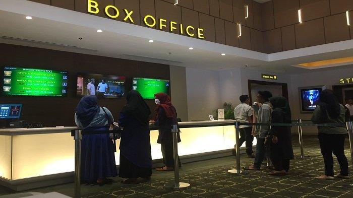 JADWAL BIOSKOP Kota Padang Hari ini, Ada Film; Cinta Itu Buta, Abominable, SIN, dan Gemini Man