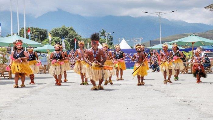 Kondisi Empat Kluster Kota dan Kabupaten Pelaksanaan PON XX Papua 2021 Aman dan Kondusif
