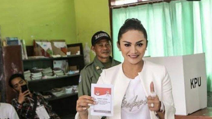 Diva Pop Krisdayanti Dipastikan Melenggang Masuk Ke Senayan, Raih Perolehan Suara 15.473