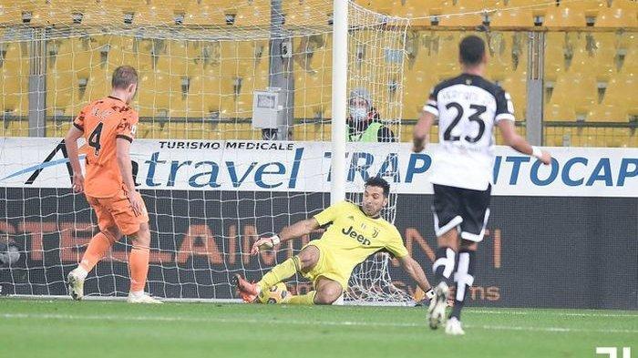 Tinggalkan Juventus Musim Depan Gianluigi Buffon Diincar 6 Klub Eropa, Barcelona hingga Galatasaray
