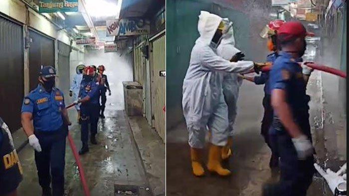 Pasar Raya Padang, Klaster Terbesar Penyebaran Virus Corona di Sumatera Barat