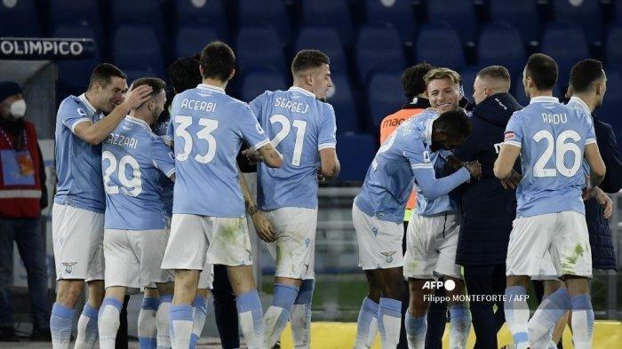 LIVE STREAMING Lazio Vs Sampdoria, Reaksi Tenang Simone Inzaghi Ketika Banyak Andalan Absen