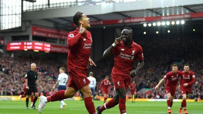 Liverpool vs Tottenham Hotspur Kamis Dini Hari, The Spurs Cicip Kemenangan 9 Tahun Silam di Anfield