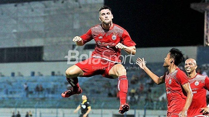 Persija Gebuk Borneo FC, Marko Simic Jadi Mimpi Buruk Bagi Tim Pesut Etam