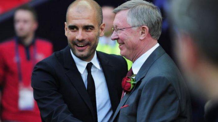 Preview Man United vs Man City - Derbi Manchester di Old Trafford, Situasi Sulit Bagi Pep Guardiola