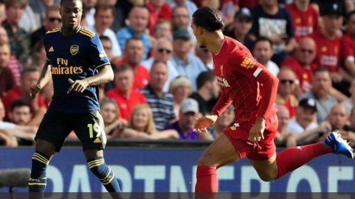 Liverpool vs RB Leipzig:  Virgil van Dijk Palang Pintu The Reds, Penutup Lubang Menganga Pertahanan